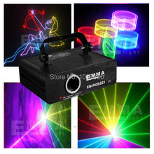 Most popular 3D effect 600mw full color RGB animation laser stage light(China (Mainland))
