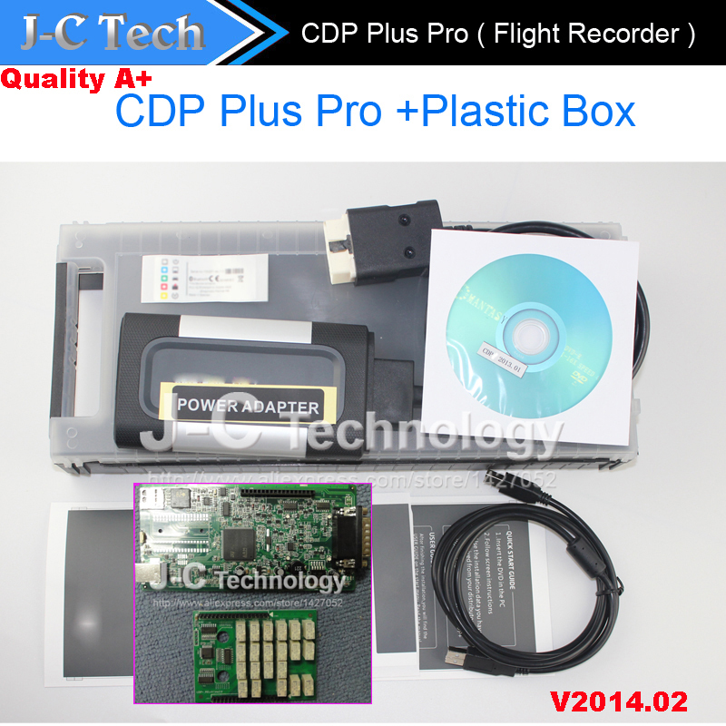 DHL Free shipping !New design dianostic tool 2014 r2 TCS cdp with keygen 3in1 with LED, plastic box, 2014.2 latest Power adapter(China (Mainland))