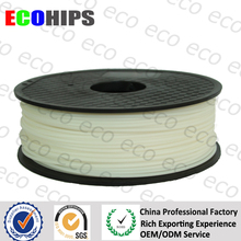 2016Top Selling 3D Printing Filament Support Material for FDM printer Makerbot Ultimaker Dissolvable HIPS Plastic Rod