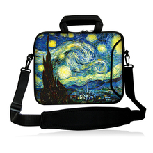 """Waterproof Neoprene Tablet 10 inch Messenger Carry Bag Shoulder Strap Bags Cover Cases For Ipad Air 9.7"""" 1 1st 2 2nd 3 3rd 4 4th(China (Mainland))"""