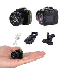 NEW!HD Mini Camcorder Micro Portable camera Mega Pixel Pocket Video Camera 480P DV DVR Recorder 720P JPG Can up to 32G(China (Mainland))