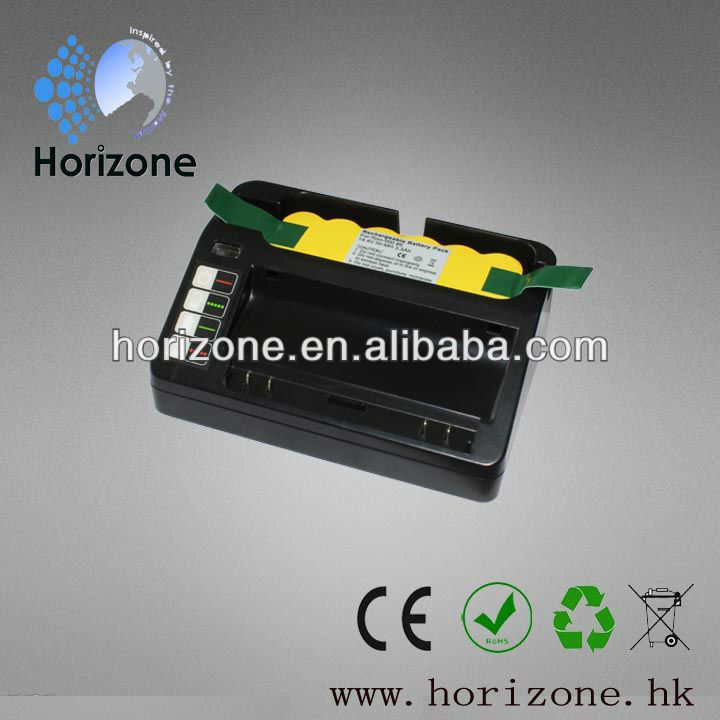 External Universal iRobot  battery charger  for Roomba 400 500 700 ,Scooba 380 5900 series