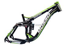 mosso 668fr fr2 frame/MTB frame/26er 16.5/17.5  mountain bike frame /AL7075 frame (China (Mainland))