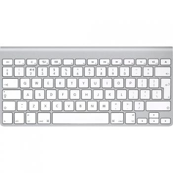 G6 Wireless Keyboard for iMac iphone iPad Samsung Galaxy Tablet PC Laptop PC- Britrish English(China (Mainland))