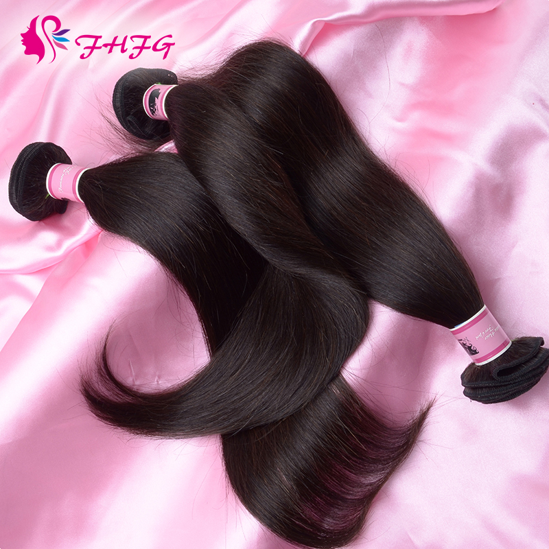 Brazilian Straight Hair Styles Short Fine Hair Unprocessed Cheap Remy Brazilian Hair Extensions Wholesale Price Raw Virgin(China (Mainland))