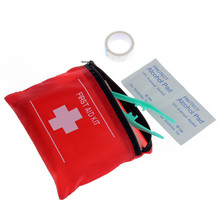 Stylis Mini Emergency Survival First Aid Kit Pack Travel Medical Sports Home Bag accident security products