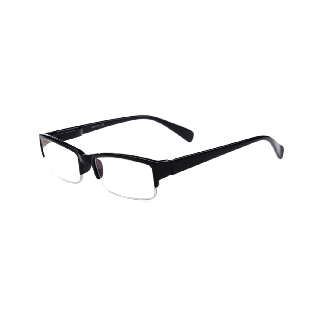 New Fashion New +1.0 to +4. Half Frame Design 4 Colors Men Women Reading Glasses(China (Mainland))