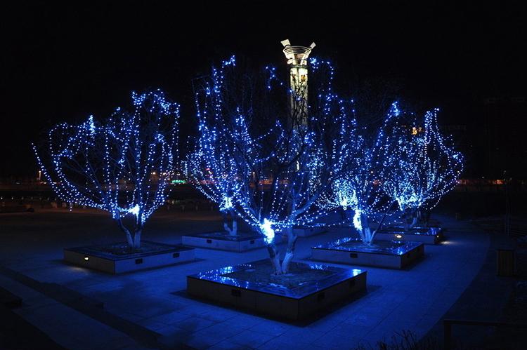 diy solar powered christmas lights aliexpress com buy new led solar light outdoor 200 led