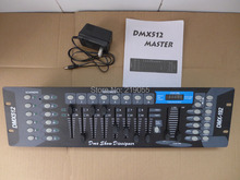 192 DMX controller, for stage lighting 512 dmx console DJ controller equipment Free shipping(China (Mainland))
