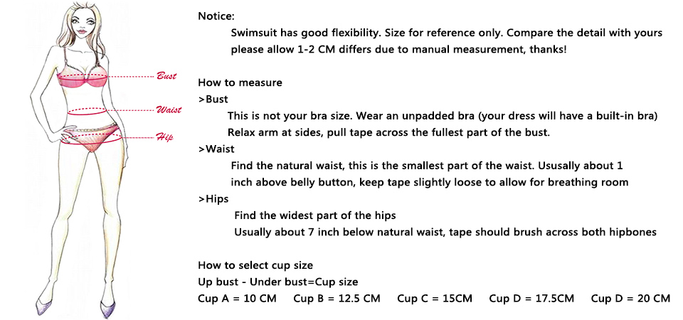 NAKIAEOI 2019 Sexy Bikini Push Up Swimwear Women Swimsuit Bandeau Gradient Color Brazilian Bikini Set Beachwear Bathing Suits