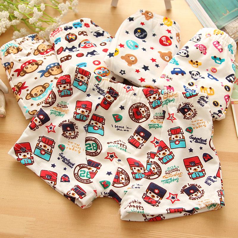 12pcs/lot boy panties baby clothing shorts baby boy clothes kids underwear soft cotton panties boys underwear boxer(China (Mainland))