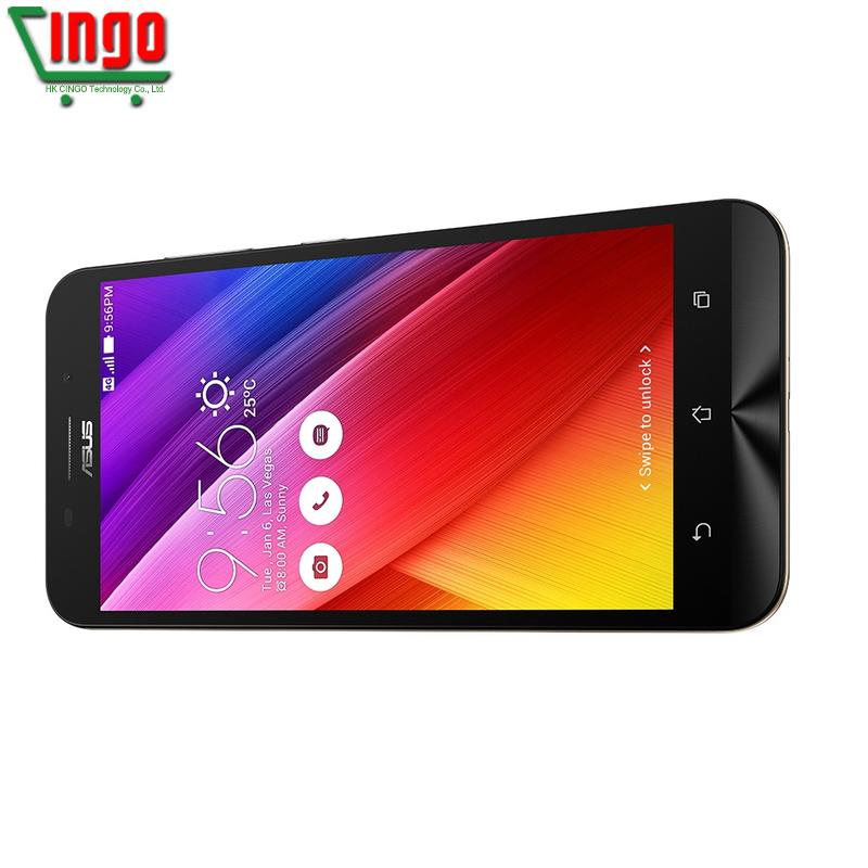 Original Asus Zenfone Max ZC550KL Mobile Phone 5000mAh Battery 5 5 HD 64Bit Snapdragon MSM8916 Quad