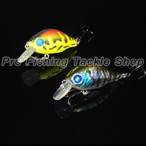 Приманка для рыбалки Pro Fishing Pesca 2 /5,5 8g 3D Crank DW-CR10