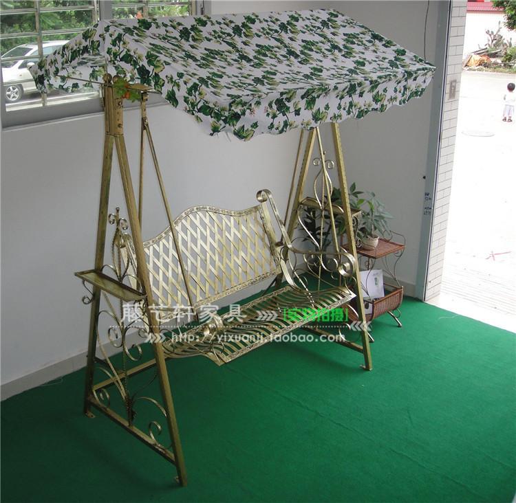 Balcony garden flowers hanging hammock rocking chair for Balcony hammock