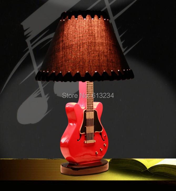 guitar desk lamp 1