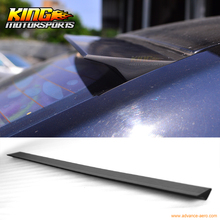 Buy 05 06 07 Cadillac STS 4Dr VRS Style Roof Spoiler Unpainted Black PUF for $55.79 in AliExpress store
