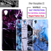 Marble Case OnePlus X One Plus 5.0 inch OPPO A30 New Stone Dirt-resistant Durable Skin Phone Bags Housings Hoods Shells - 3C Accessories Shops Store store