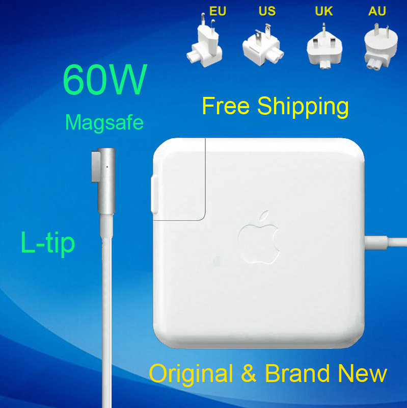 "Genuine Original 60W magsafe power adapter charger 16.5V 3.65A for apple Macbook pro13"" A1184 A1330 A1344 A1278 A1342(China (Mainland))"