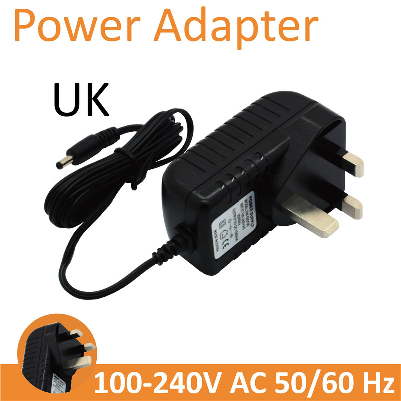 HY Power Adapter for IP camera supply Plug Socket Power Charger 5V 0.2A 1.5 Meter UK Power Supply For HY/ Wansview IP Camera(China (Mainland))