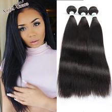 Buy 8A Peruvian Straight Virgin Hair Peruvian Virgin Hair Straight 3 Bundles Human Hair Extensions Straight Angel Grace Hair for $81.36 in AliExpress store