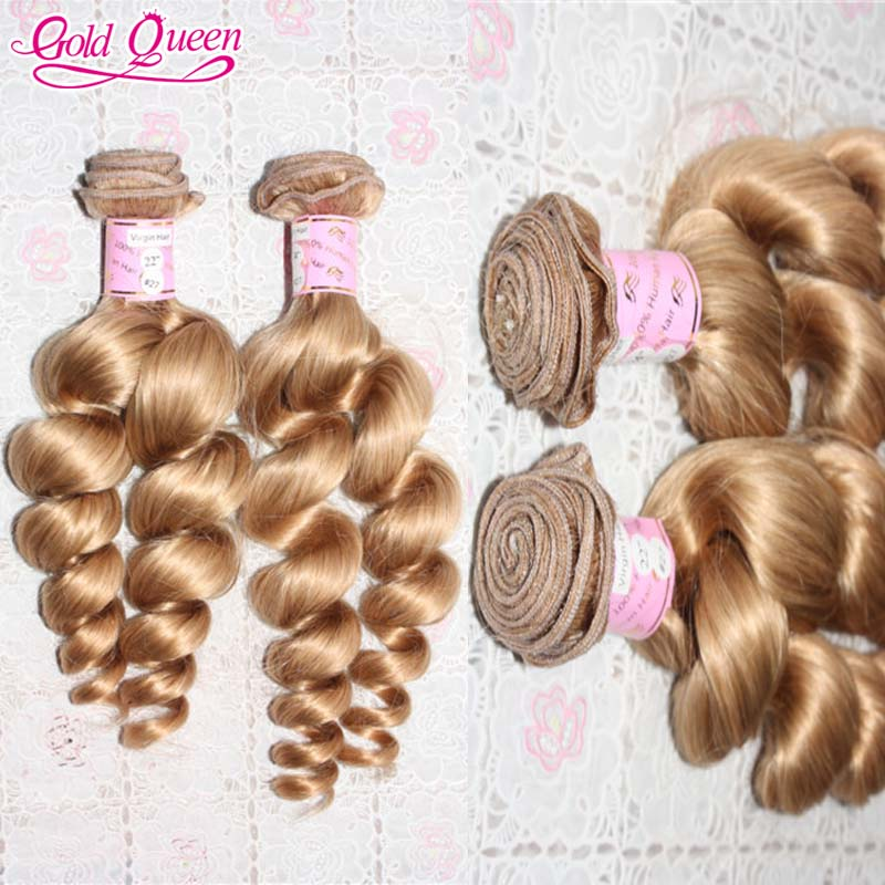 Гаджет  Aliexpress hair honey blond brazilian hair weave 2 pcs lot 6A Brazilian Virgin Hair loose Wave honey blonde brazilian hair weave None Волосы и аксессуары