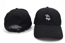 Drake 6 god pray ovo cap black Strapback OVO Hotline Bling hats 6 panel snapback casquette POLOs baseball cap GOLD OWL DENIM HAT(China (Mainland))