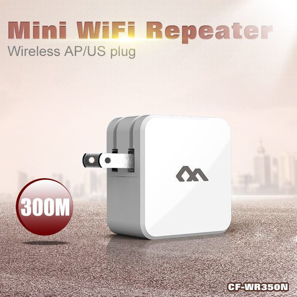 Free Shipping COMFAST 300M Portable Wireless Router WIFI WI-FI Repeater Range Extender 300Mbps Repetidor WIFI Booster Amplifier(China (Mainland))