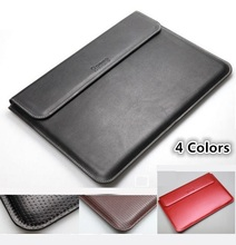 "Special Design Leather Sleeve Case For Macbook Air 11.6"",Air Retina 13.3"",High Quantity Brand Chinao.Wholesale, Free Drop Ship(China (Mainland))"