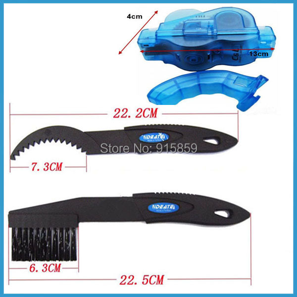 Direct Marketing Clean Bicycle Chain Cleaner Bike Cycling Clean Brush Cleaner Scrubber chain cleani