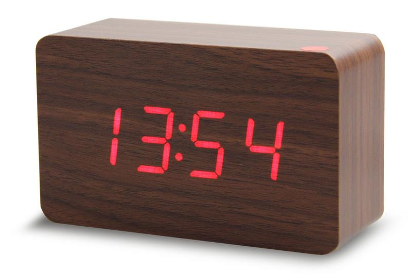 High Quality Cheap Price Alarm Clocks ,Desktop Multi-function Temperature LED Digital Clock for wholesale(China (Mainland))