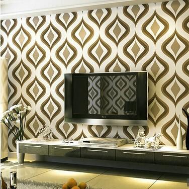 Классические европейские Обои тисненые дамасской стены рулон бумаги для диван ТВ фон стены гостиной спальни бежевый голубой r293