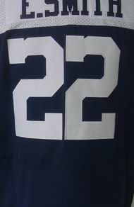 Discount Mens Emmitt Smith Jersey #22 Game Elite Football Sports Jerseys Blue/White Embroidery Logo Free Shipping Size S-4XL(China (Mainland))