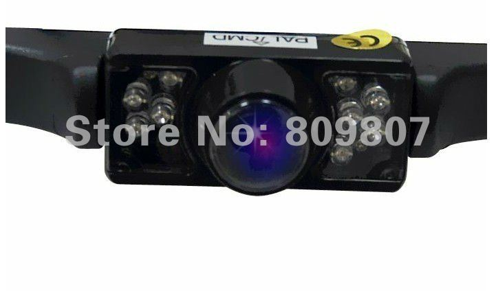 Drop shipping car auto vehicle IR Back Up Night Vision Car quality rearview Rear View Camera DVR(China (Mainland))