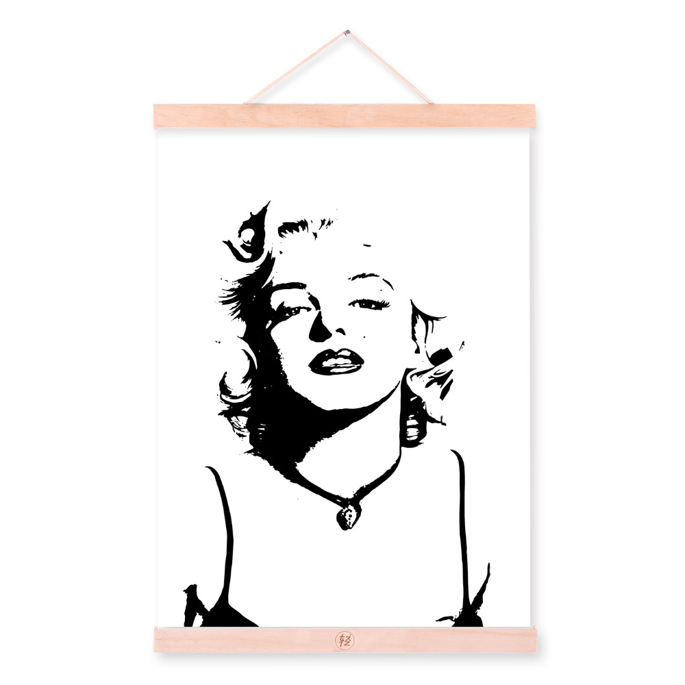 online kaufen gro handel gerahmte marilyn monroe aus china gerahmte marilyn monroe gro h ndler. Black Bedroom Furniture Sets. Home Design Ideas
