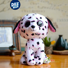 Buy 6'' ty beanie boos plush United States large eyes Dalmatian dog doll puppy plush stuffed toys for $15.22 in AliExpress store