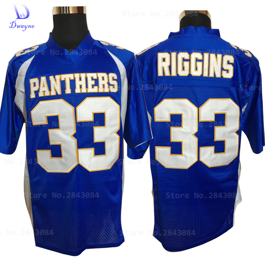 2017 Dwayne Mens Throwback Friday Night Lights Tim Riggins 33 Dillon High School Football Jersey Retro Stitched Blue Shirt(China (Mainland))