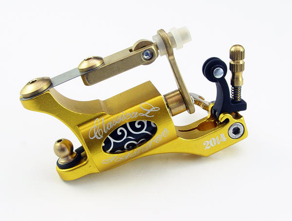 New  Classical Rotary Tattoo Machine  CTM576-A  free shipping<br><br>Aliexpress