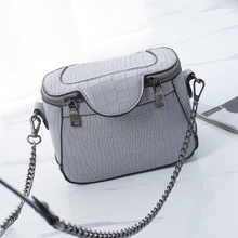 Buy Small Crocodile Women Handbags Famous Brand Leather Shoulder Bag Retro Crossbody Bags Vintages Flap Messenger Bag 2017 Summer for $11.74 in AliExpress store