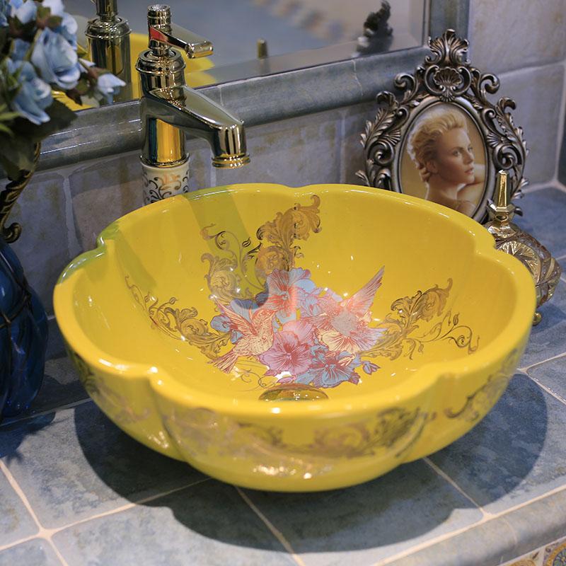 Lavabo del baño de tamaño   compra lotes baratos de ...