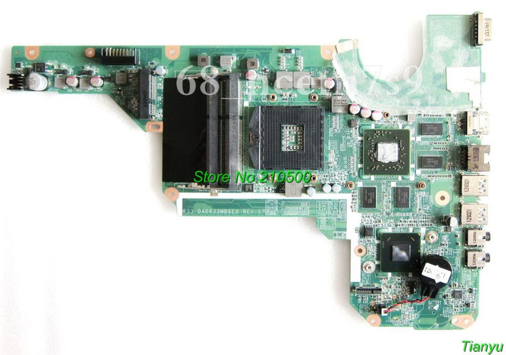 For Original HP Pavilion G6 G7 G4 Mainboard 680569-001 Laptop Motherboard Fully Tested & Working Perfect