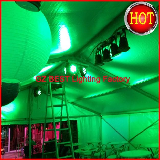 LED Flat Par Tri 7 Wash Light 1-41