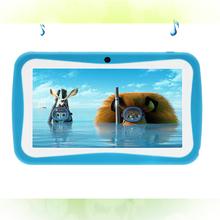 7 Inch KIDS Android Tablets PC WIFI Bluetooth Dual camera 8GB 1024 600 7 tab pc