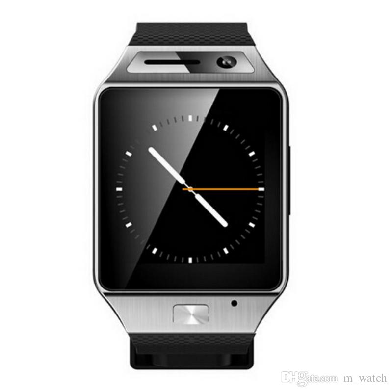 Wholesale SmartWatch GV08S SIM Card Smart Watch For Men/Women 4 Colors Bluetooth 3.0 Compatible With All Smart Mobile phones 2.0(China (Mainland))