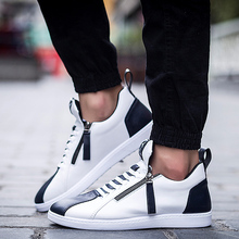 2016 Yeezy Led Shoes Zapatillas Deportivas Mujer Fashion Zapatos Men's Casual Shoes To Help Color Wholesale Men Zipper Sexemara(China (Mainland))