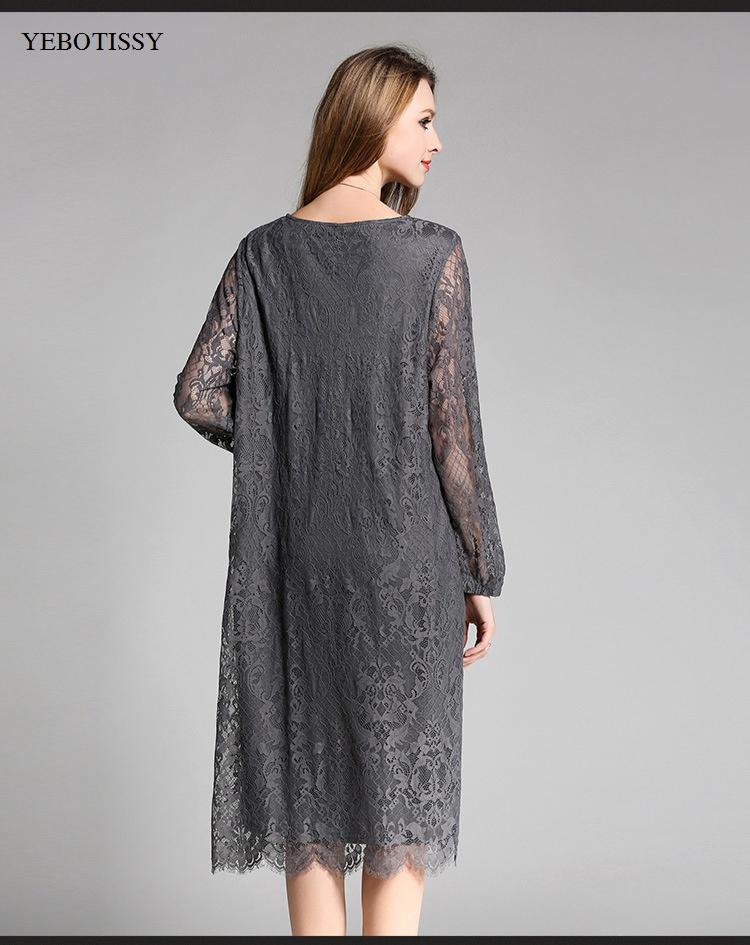 lace dress 2017 plus size (20)