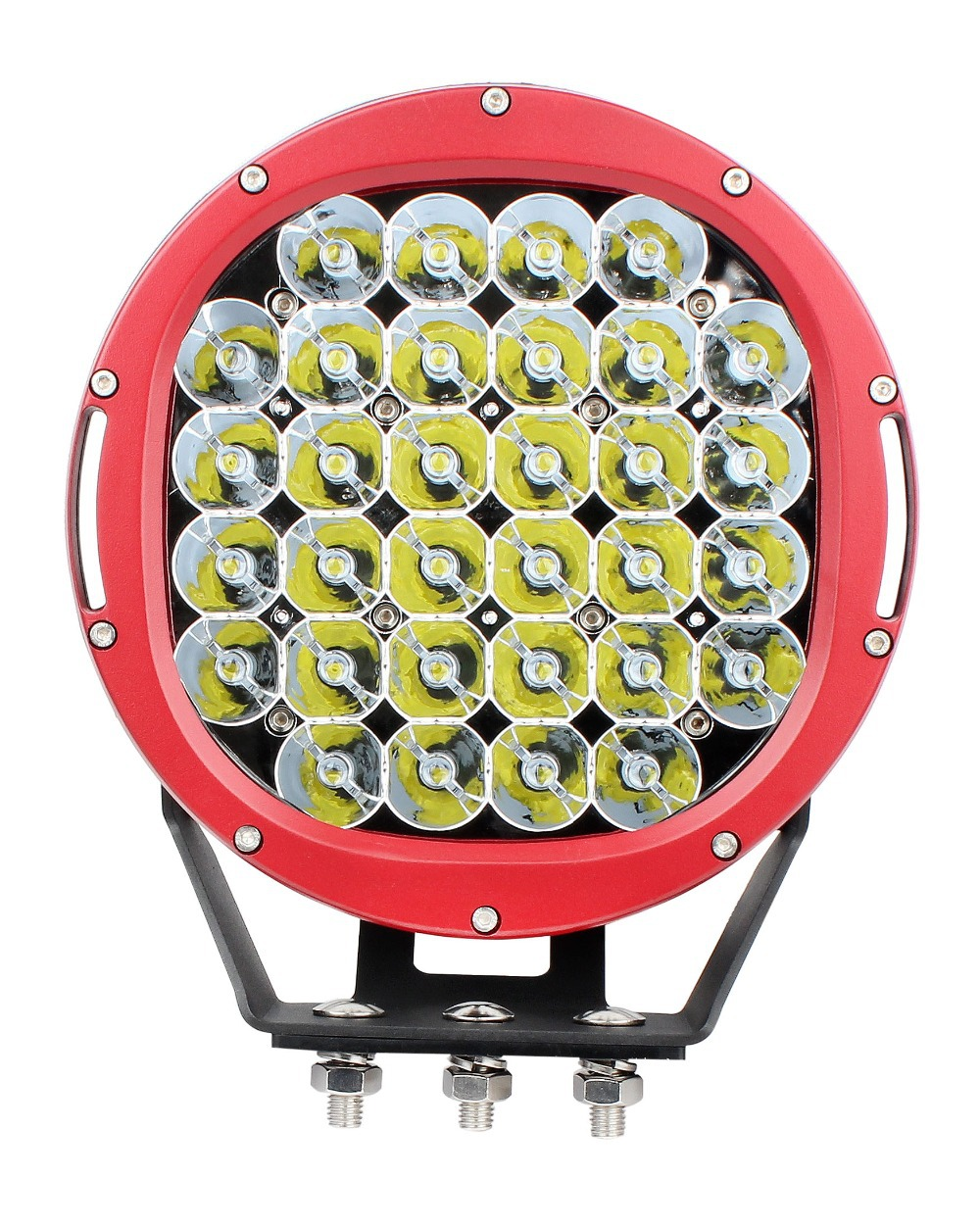 8inch CREE LED work light 96W with Spot and flood mask 12V 24V 4WD ATV SUV offroad Car Tractor Boat truck driving Fog light<br><br>Aliexpress