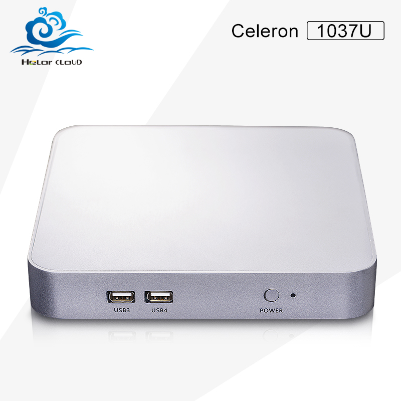 High Performance mini pc Celeron 1037U 1.8GHZ Windows 7 8 10 Linux Andriod desktop nettop With Vga +HDMI(China (Mainland))