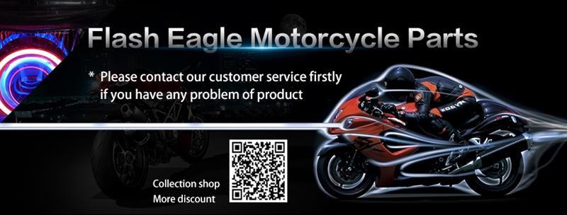 Купить 7 Дюймов Мотоцикл Chrome Проектор Привет/Lo Луч СВЕТОДИОДНЫЕ Фары для Harley