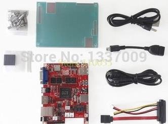 Cubietruck(Cubieboard3) 2GB DDR3 8G NAND Wifi BT Cubieboard 3 Allwinner A20 ARM cortex-A7 dual-core development board Mini PC<br><br>Aliexpress
