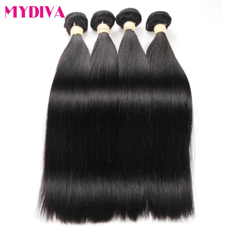 Grade 7A Unprocessed Virgin Hair Natural Chinese Remy Human Hair Cheap Straight Human Hair Bundles 4 Pcs Lot Sky 100% Human Hair(China (Mainland))